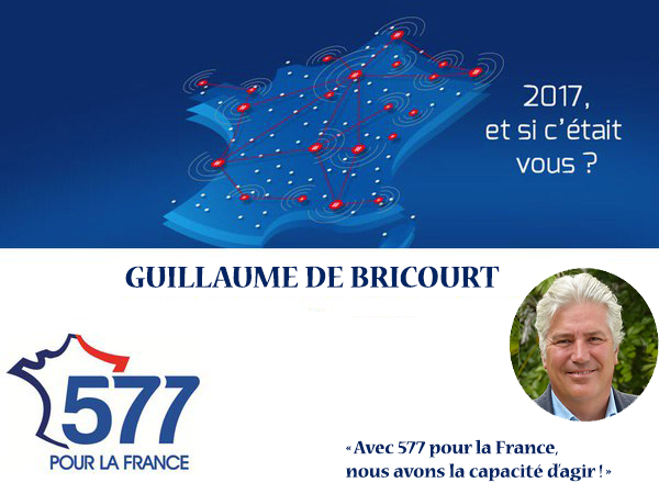 577 pour la france guillaume de bricourt